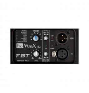 Location enceinte amplifié FBT - Promaxx 14A - vue derrière module - Xl Sono