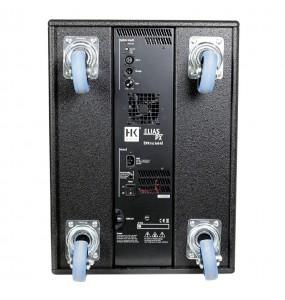 Location caisson de basse amplifié HK Audio EPX 115 Sub A - vue de derrière - Xl Sono