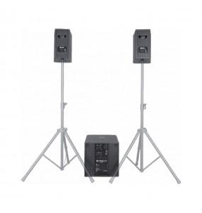 Location système son HK Audio - Lucas 2K15 - vue de dos - Xl Sono