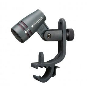Location micro Sennheiser E604 - vue de coté avec support - Xl Sono