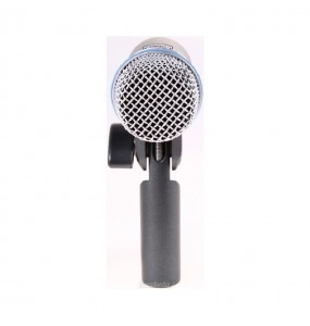 location micro Shure Beta 56 - vue de face - Xl Sono