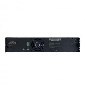 Location amplicateur Audiophony AMP480 - vue de derrière - Xl Sono