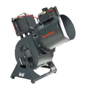 Location machine à neige 350 Universal Effects bulles - vue de coté - Xl Sono