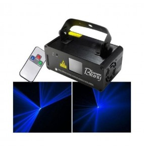 Location laser bluny ghost - vue d'ensemble avec démonstration - Xl Sono