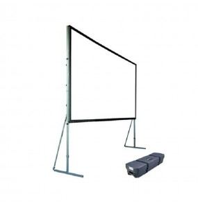 Location écran de projection 4m x 3m - vue d'ensemble - Xl Sono