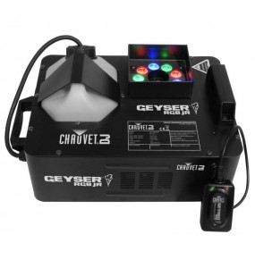 Location geyser RGB Chauvet - vue de face - Xl Sono