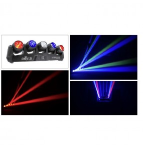 Location barre 5 lyres LED Chauvet intimidator Wave IRC - vue d'ensemble + demo - Xl Sono