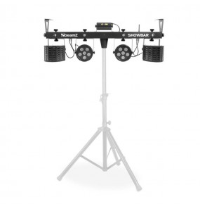 Location showbar BeamZ - vue d'ensemble - Xl Sono