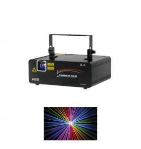laser dune power RGB 1W - vue produit + présentation