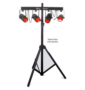 Location barre 4Play Chauvet - vue de face - Xl Sono
