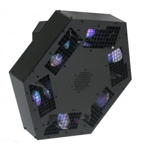 Location led spider Contest - vue de face - Xl Sono