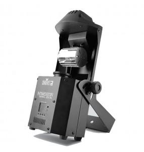 Location pack 2 scanners Chauvet Intimidator barrel 305 IRC - vue de coté - Xl Sono
