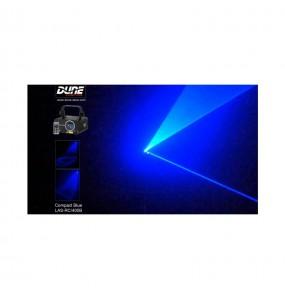 laser bleu Dune Lighting - demo