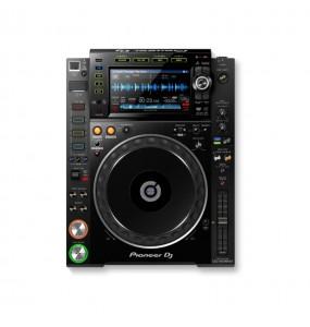 Location platine DJ - Pioneer CDJ2000 nexus 2 - vue de dessus - Xl Sono