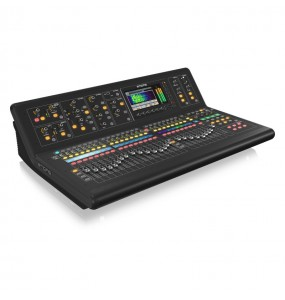 Location table de mixage numérique Midas M32 - vue de coté gauche - Xl Sono