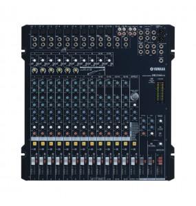 Location table de mixage  Yamaha - MG166CX - vue du dessus - Xl Sono