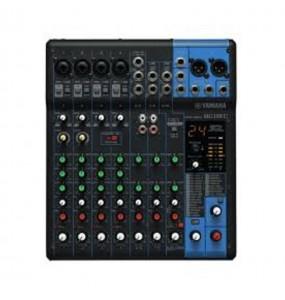 Location table de mixage  Yamaha - MG10XU - vue du dessus - Xl Sono