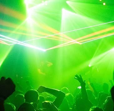 Location éclairage, jeux de lumière et effet lumineux - xl sono