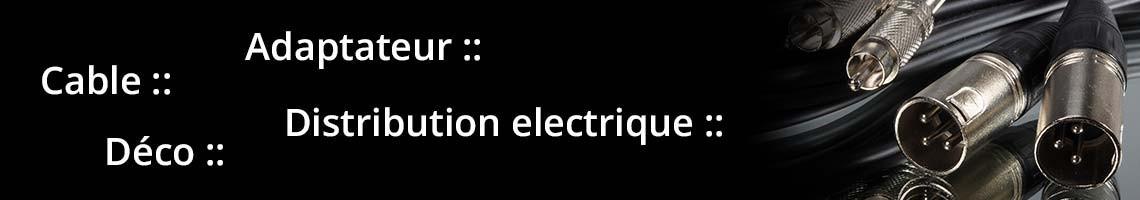 Diffusion (Enceintes, Amplis...)