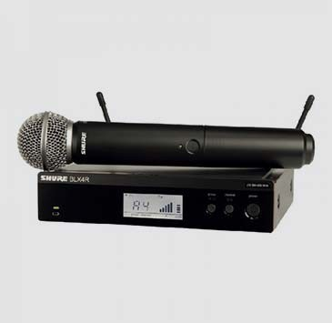 Location microphone sans fil - Xl Sono