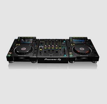 Location régie DJ complète - Xl Sono