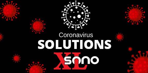 Solutions covid xl sono